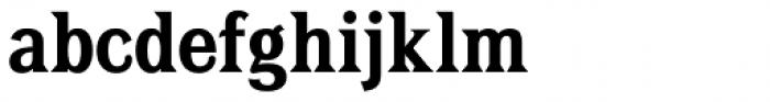 Tavern Plain Bold Font LOWERCASE