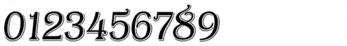 Tavern S Light Italic Font OTHER CHARS