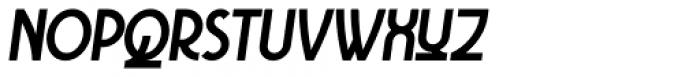 Tawakkal Sans Italic Font UPPERCASE
