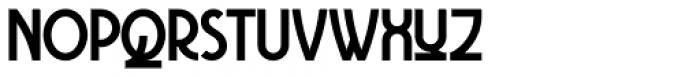 Tawakkal Sans Regular Font UPPERCASE