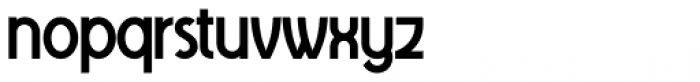 Tawakkal Sans Regular Font LOWERCASE
