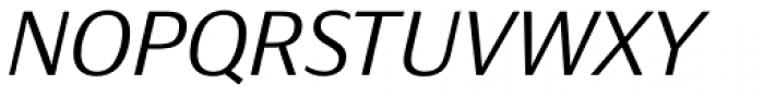 Taxon Light Italic Font UPPERCASE