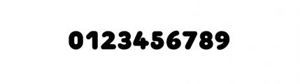 Tar Basic Black Font OTHER CHARS