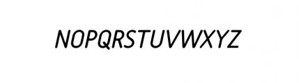Tar Basic Italic Font UPPERCASE