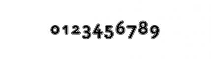 Tar Basic MediumOutline Font OTHER CHARS