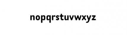 Tar Complete OldStyle Medium Font LOWERCASE