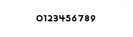 Target Alternate Book Font OTHER CHARS