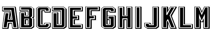 TBL_Vintage Font UPPERCASE