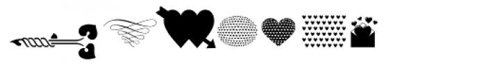 TB Valentine B Font LOWERCASE