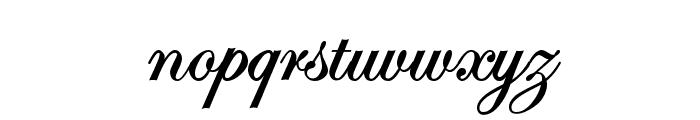 TC _Wedding1 Font LOWERCASE