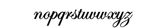 TC _Wedding2 Font LOWERCASE