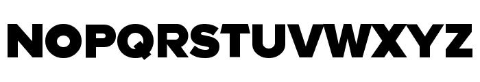 TCF 2009 Bold Font UPPERCASE
