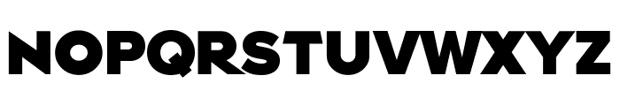 TCF 50s Bold Font UPPERCASE