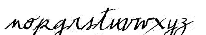 TCLescuelerascript Font LOWERCASE