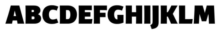 TCF Diple Black Font UPPERCASE