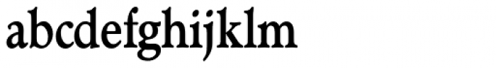 TC Administer RR Bold Condensed Font LOWERCASE