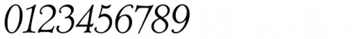 TC Administer RR Light Italic Font OTHER CHARS