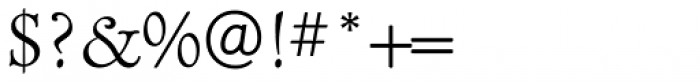 TC Administer RR Light Font OTHER CHARS