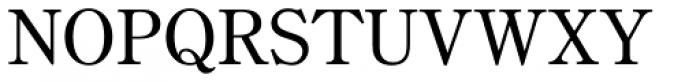 TC Century New Style Light Font UPPERCASE