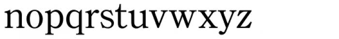 TC Century New Style Light Font LOWERCASE