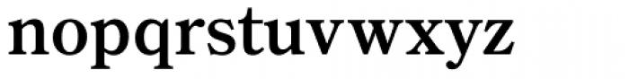 TC Century New Style Medium Font LOWERCASE