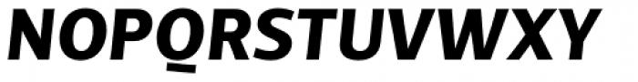 TCF Diple Bold Italic Font UPPERCASE