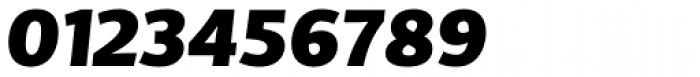 TCF Diple ExtraBold Italic Font OTHER CHARS