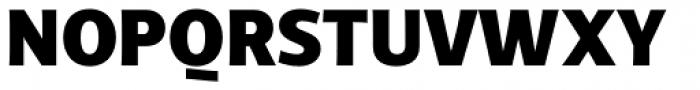 TCF Diple ExtraBold Font UPPERCASE