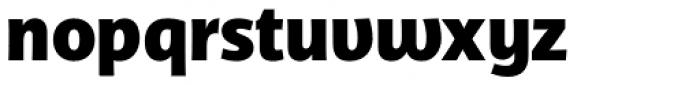 TCF Diple ExtraBold Font LOWERCASE