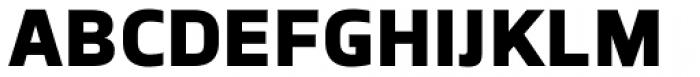 TCF Noli Black Font UPPERCASE