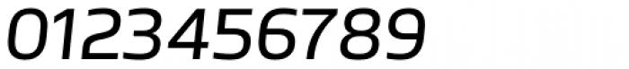TCF Noli Medium Italic Font OTHER CHARS