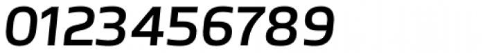 TCF Noli SemiBold Italic Font OTHER CHARS