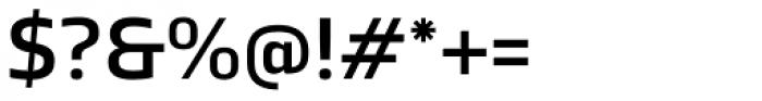 TCF Noli SemiBold Font OTHER CHARS