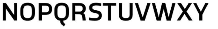 TCF Noli SemiBold Font UPPERCASE