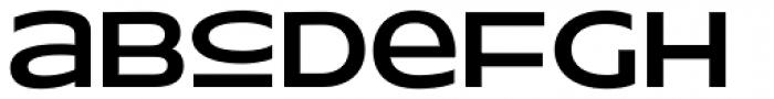 TD Hothouse Medium Font LOWERCASE