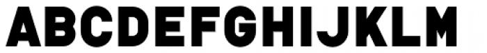 tdBastard Black Font LOWERCASE