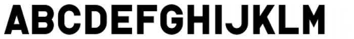 tdBastard Bold Font UPPERCASE