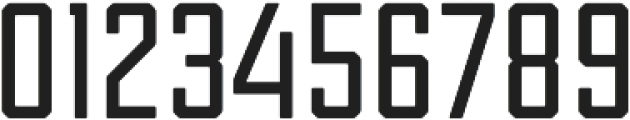 Tecnica Bold Regular otf (700) Font OTHER CHARS