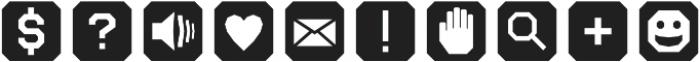 TecoSymbol Symbol otf (400) Font OTHER CHARS