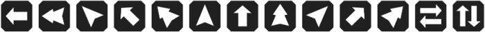 TecoSymbol Symbol otf (400) Font UPPERCASE