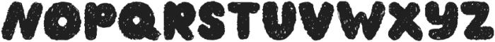 TeddyBear otf (400) Font UPPERCASE