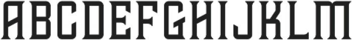 Tehaus otf (400) Font LOWERCASE