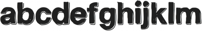 TeleVision ttf (400) Font LOWERCASE