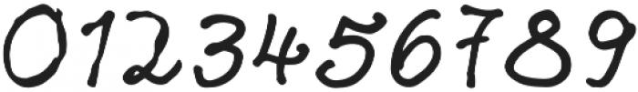 Telegdi Old Style Script otf (400) Font OTHER CHARS
