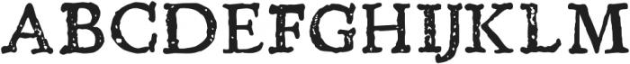 Telegdi Pro Bold SmallCaps otf (700) Font UPPERCASE