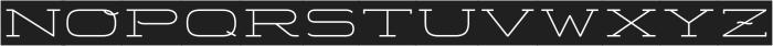 Telemark Label otf (300) Font UPPERCASE