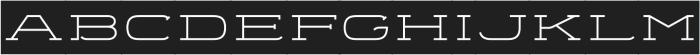 Telemark Label otf (300) Font LOWERCASE