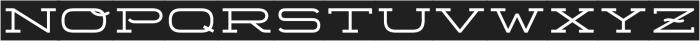 Telemark Label otf (400) Font UPPERCASE