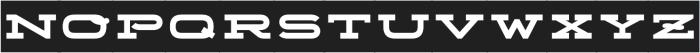 Telemark Label otf (700) Font LOWERCASE