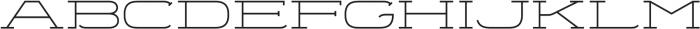 Telemark otf (300) Font UPPERCASE